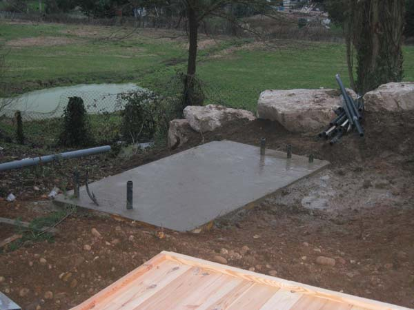 Construction Piscine