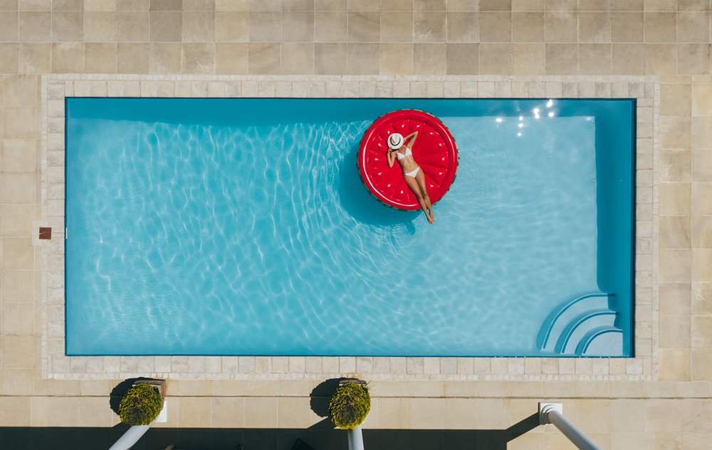 Combien coûte une piscine béton