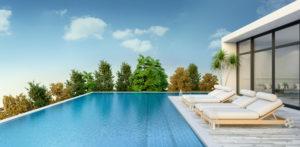Bronzez au bord de votre piscine