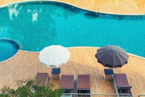Une piscine comme en vacances