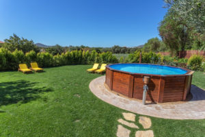 Une piscine pour toute la famille