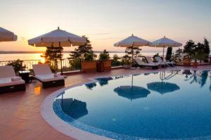 Une piscine résolument esthétique
