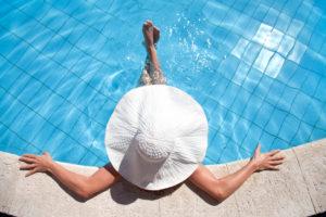 Pour se détendre au soleil