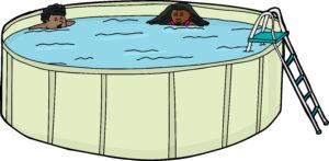 Une piscine facile à monter