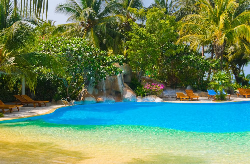 Quel est le prix d'une piscine lagon