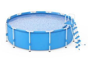 La piscine tubulaire pour toute la famille