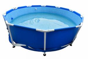 Une piscine tubulaire pas chère