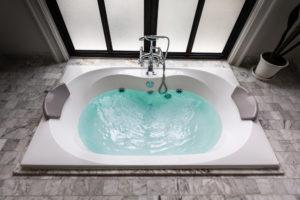 Un bain à remous chez soi