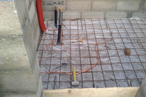 Treillis fil de fer