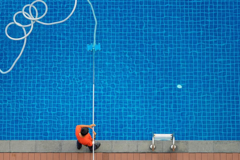 Entretien bassin piscine
