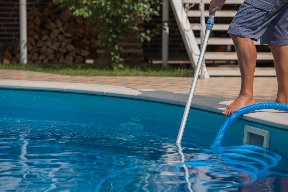 Nettoyeur piscine