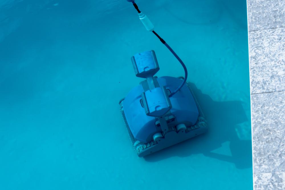appareil de détartrage d'une piscine
