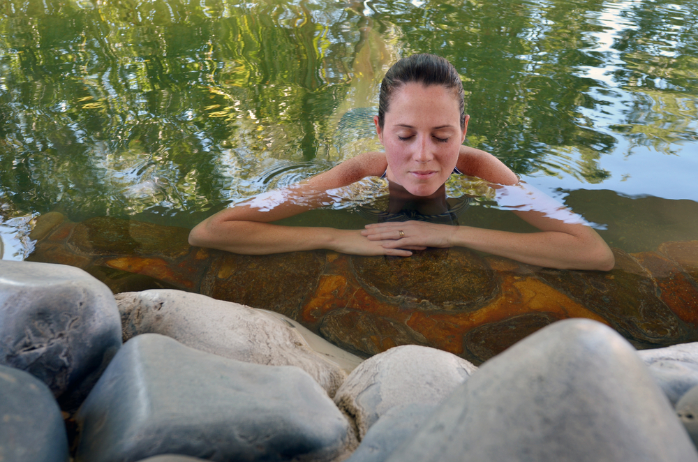 eau de piscine traitée naturellement