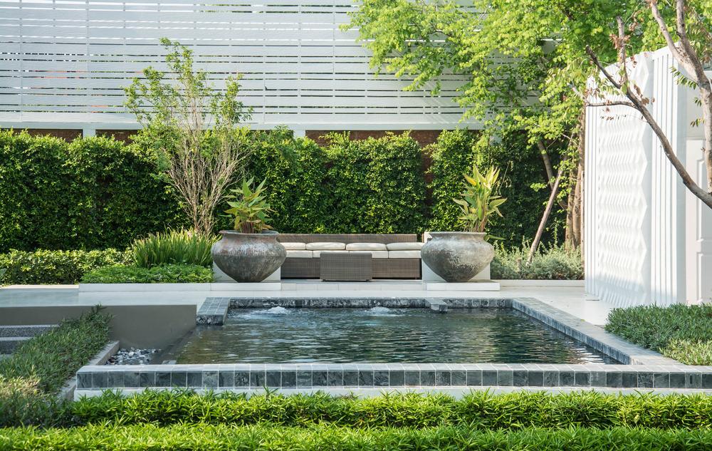 piscine traitée au rayon UV