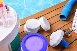 Produits de maintenance piscine